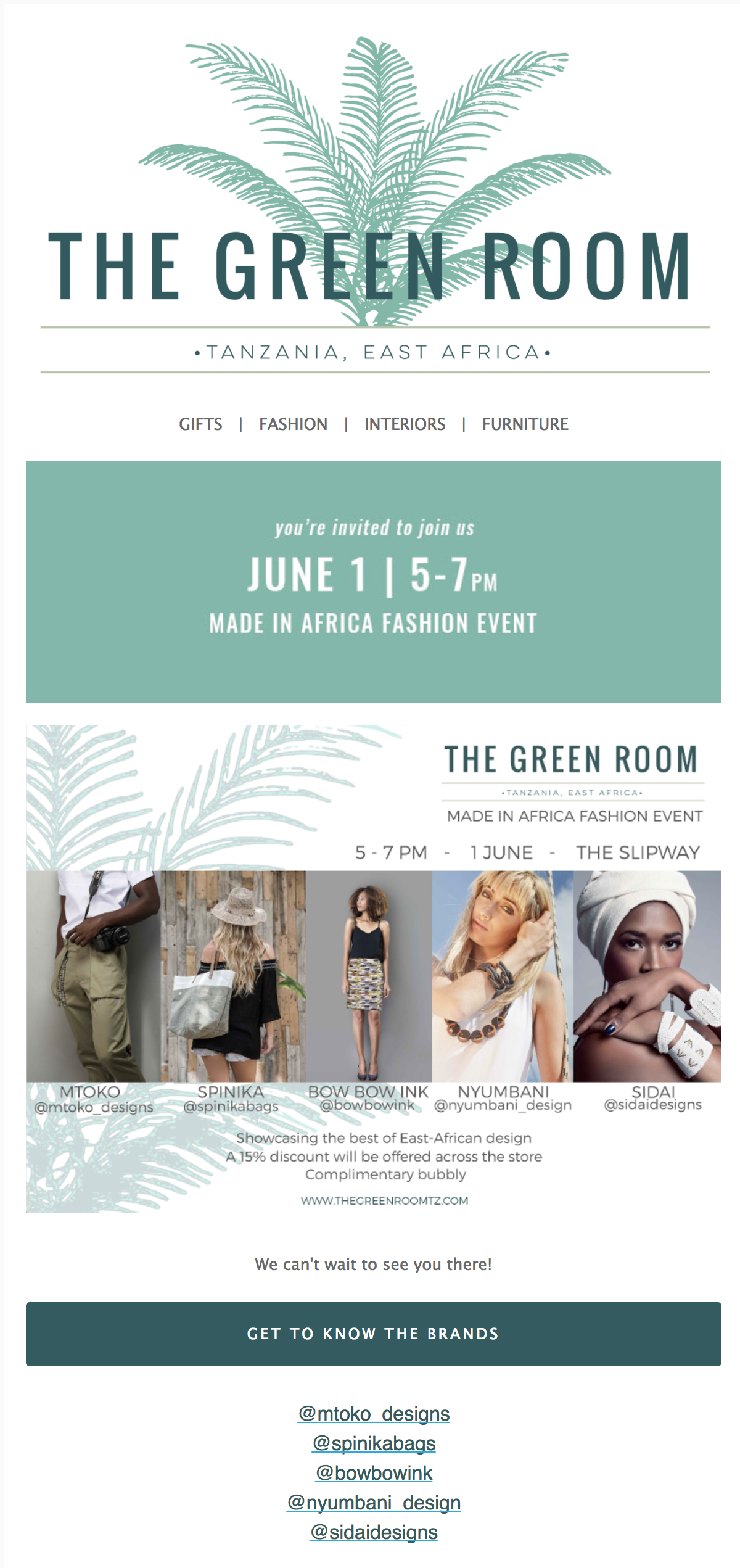 made in afrian fashion event_the green room